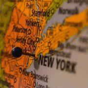 Mapa Nueva York