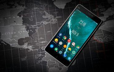 Dispositivo móvil.