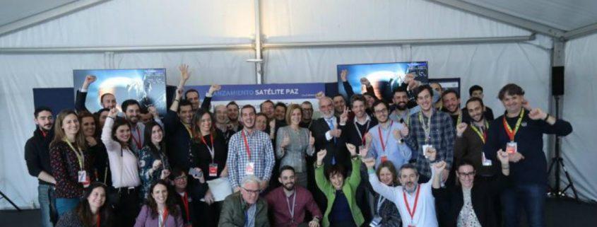 PAZ pone a España en órbita